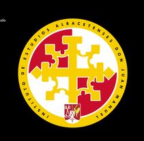 Propuesta rediseño IEA Albacete. A Graphic Design project by Patricia Caulin Bou         - 04.03.2015