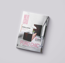 Rediseño de la revista Nuevo Estilo. A Editorial Design, and Graphic Design project by Ion Richard         - 13.07.2015