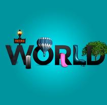 OCB // animaciones para la web. A 3D, and Animation project by XELSON  - Jan 11 2016 12:00 AM