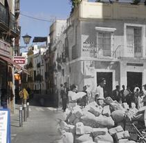 Retrofotografía de Sevilla. A Photograph project by Carmen Aldomar         - 26.07.2015