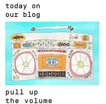 """Playlist cover """"pullthemetal"""" Pull&Bear. Um projeto de Design, Ilustração e Artes plásticas de Susana López         - 26.07.2015"""