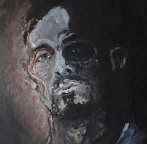 Autoretrat. Un proyecto de Ilustración, Bellas Artes y Pintura de Joan Lalucat         - 27.07.2015