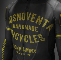 Dosnoventa Bikes // Cycling kits. A Advertising, and Photograph project by Brazo de Hierro         - 28.07.2015