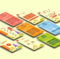 App de preguntas y respuestas para IOS y Android. Un proyecto de Desarrollo de software, Diseño de juegos, Diseño gráfico, Diseño de la información y Diseño interactivo de César Martín Ibáñez  - 29-07-2015