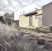 Render - arquitectura 3D - Vivienda unifamiliar. A Design, 3D, Architecture, Cooking, Furniture Design, Industrial Design, Information Architecture, Interior Architecture, Interior Design, L, scape Architecture, Lighting Design, Post-Production, and Product Design project by CRISTIAN ANDRADE PEREIRA         - 17.10.2015