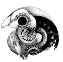 Ilustraciones. A Illustration project by InRainhead         - 01.08.2015