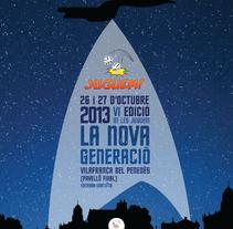 Juguem. A Graphic Design project by Àngels Pinyol         - 25.10.2013