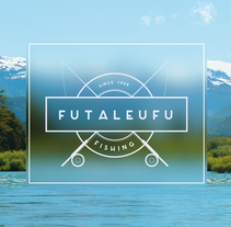 FUTALEUFU FISHING. A Br, ing, Identit, and Graphic Design project by Iván Álvarez Maldonado - 08.06.2015