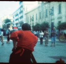 LomoLove - Lomokino (Stopmotion Sevilla - 2fps) . A Photograph, and Video project by José Manuel Ríos Valiente - Aug 06 2015 12:00 AM