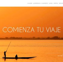 Viajes Kinsai. A Web Design, and Web Development project by Luismi Sánchez         - 05.08.2015