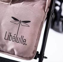 Branding Libélulle . Paris.. Un proyecto de Diseño, Ilustración, Br, ing e Identidad, Diseño gráfico, Packaging y Diseño de producto de Virginia Lorente Alegre - 09-07-2014