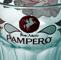 Magnetica & Pampero Glass . A Illustration project by Ana Lourenco         - 10.08.2015