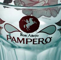 Magnetica & Pampero Glass . Un proyecto de Ilustración de Ana Lourenco - 10-08-2015