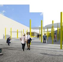 concurso artVerona. Un proyecto de Arquitectura de ángeles benítez aranda         - 14.08.2015