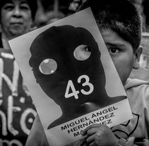 Ayotzinapa, un año después.. A Photograph, Events, and Post-Production project by Carlos Jose Urquijo         - 25.09.2015