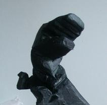 Dinosaur Oscars. A Design, Fine Art, Product Design, and Sculpture project by FRANCISCO POYATOS JIMENEZ         - 30.09.2005