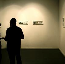 Exposiciones en el Espacio Menosuno (2005-2010). Un proyecto de Fotografía de Antonio Carralón López - 20-08-2015
