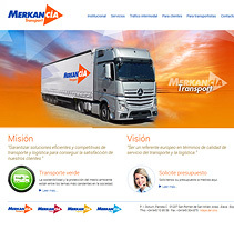 merkan-cia.com. A Design, Interactive Design, Web Design, and Web Development project by Eloy Ortega Gatón - 21-08-2015
