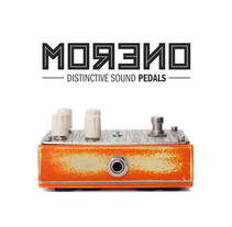 Moreno Pedals. A Br, ing, Identit, and Graphic Design project by Carles Ivanco Almor         - 03.08.2015