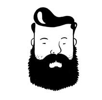 REVISTA GENTLEMAN. Un proyecto de Ilustración, Publicidad y Diseño editorial de Del Hambre  - 26-08-2015