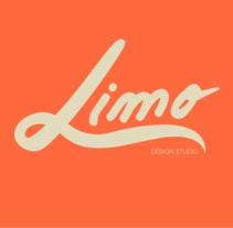 Limo Design Studio. Um projeto de Br, ing e Identidade e Web design de Rui Moura         - 31.05.2015