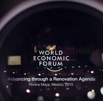 World Ecomic Forum, Latin America 2015 Meeting. Un proyecto de Motion Graphics, Cine, vídeo y televisión de Iñigo Orduña         - 30.06.2015