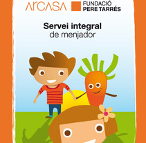 """Arcasa & Fundació Pere Tarrés """"live"""". Un proyecto de Diseño, Ilustración y Marketing de Red Vinilo  - 08-11-2012"""