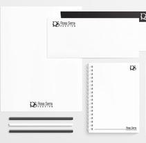 Imagen Corporativa y Publicaciones. Un proyecto de Br, ing e Identidad, Diseño editorial y Diseño gráfico de Donato Sammartino         - 06.09.2015