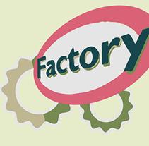"""Diseño de imagen de """"Factory"""".. A Design project by Cienwebs         - 20.09.2015"""