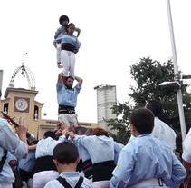 11 Setembre Santa Coloma de Gramenet. Un proyecto de Vídeo de Javier Mostacero Carrera         - 22.09.2015