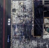 Top of Africa - Johannesburg CBD desde las alturas.. Un proyecto de Fotografía y Arquitectura de Jaime  Suárez - Sábado, 26 de septiembre de 2015 00:00:00 +0200