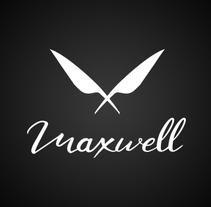 Tom Maxwell brand design. Un proyecto de Br e ing e Identidad de Rod Tena - Martes, 29 de septiembre de 2015 00:00:00 +0200