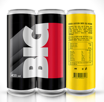 BIG COLA. A Br, ing, Identit, and Product Design project by Enrique Puente         - 29.09.2015