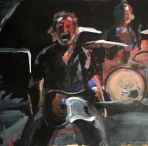Bruce Springsteen. A Fine Art project by Guillermo Luceño Méndez         - 01.10.2015