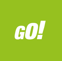 Go!. A Br, ing, Identit, and Graphic Design project by Francisco Gil         - 29.07.2015