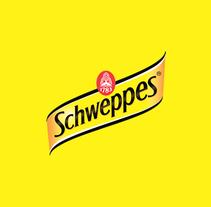 Schweppes. Un proyecto de Diseño de Carlos Etxenagusia - 10-10-2015