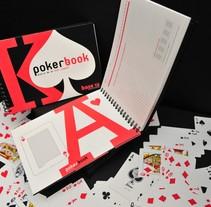 Pokerbook. Um projeto de Design editorial de base12 - 20-10-2015