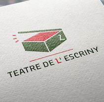 Teatre de l'Escriny. A Br, ing&Identit project by Sara Couso Espinosa - 31-03-2015