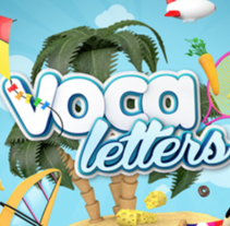 Voca Letters - Videojuego Multiplataforma. A 3D, Game Design, Interactive Design, and Web Development project by Marianito Rivas - Jun 01 2013 12:00 AM