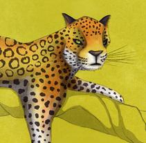 Jungle. A Illustration project by Sandra Mora Ayala         - 10.11.2015