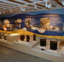 Vídeo promocional Museo Comarcal Manzanares. Um projeto de Cinema, Vídeo e TV de Jaime Sacristán Cepeda - 11-11-2015