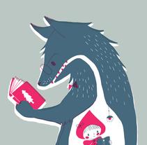 Cartel para el salón del libro de París 2014. Um projeto de Design e Ilustração de Laura Gómez Guerra         - 16.11.2015