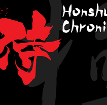 Honshú chronicles. A 3D, Animation&Interactive Design project by Modesto Berbel Aguilera         - 24.11.2015