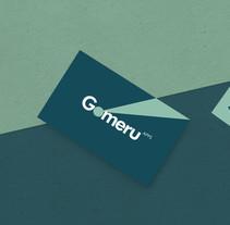 Gomeru apps. Un proyecto de Dirección de arte, Br e ing e Identidad de Manuel Persa - 29-11-2015