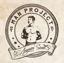 MAN PROJECT. A Design, Illustration, Crafts, Fine Art, and Sculpture project by Joaquim Sicart         - 30.11.2015