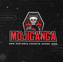 Mojiganga-Diseño audiovisual. A Motion Graphics, Film, Video, TV, Animation, Art Direction, Br, ing, Identit, Film Title Design, Graphic Design, Post-Production, and Film project by Cuántika Studio         - 29.07.2015