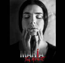 """María, Tina Modotti"" de Zaida Rico, Dir. Haydeé Boetto & Gabriel Figueroa Pacheco.. A Photograph, Art Direction, Costume Design, Fine Art, and Lighting Design project by Ricardo Garcia Luna         - 16.08.2015"
