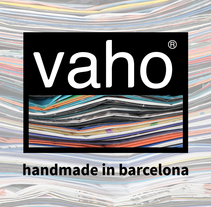 Vaho. Un proyecto de Dirección de arte, Br, ing e Identidad y Diseño gráfico de Anna Carbonell Sariola         - 07.12.2015