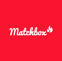 Matchbox para eventos. A UI / UX, Graphic Design&Interactive Design project by Angeles Koiman         - 08.12.2015