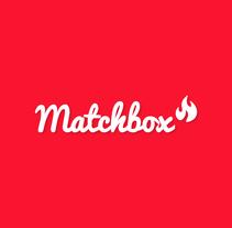 Matchbox para eventos. Um projeto de UI / UX, Design gráfico e Design interativo de Angeles Koiman         - 08.12.2015